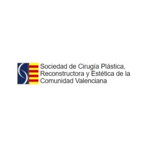 La Dra. Patricia Gutiérrez Ontalvilla, cirujana plástica, pertenece a la SCPRECV (Sociedad de Cirugía Plástica, Reconstructora y Estética de la Comunidad Valenciana)